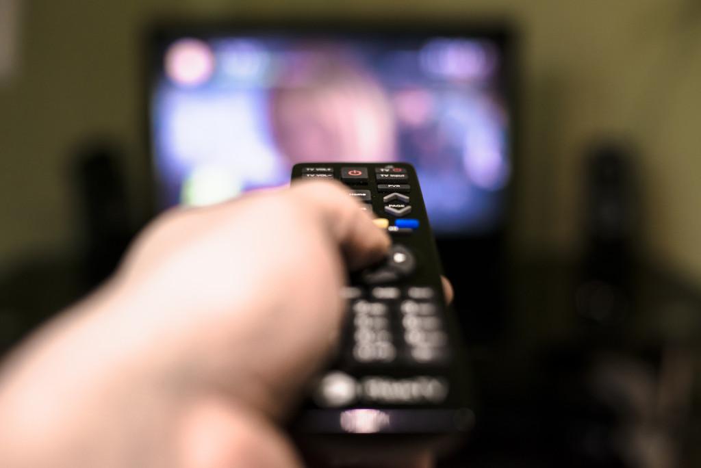 using remote